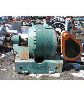 REFINER - SPROUT-WALDRON - R34HA TYPE 2 - DISC REFINER - 34""