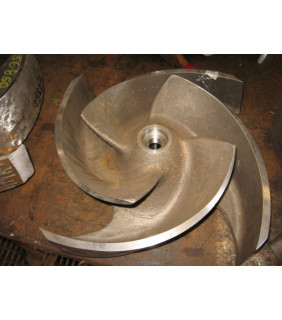 IMPELLER - GOULDS 3175 M - 8 x 10 - 18H - STORE SURPLUS