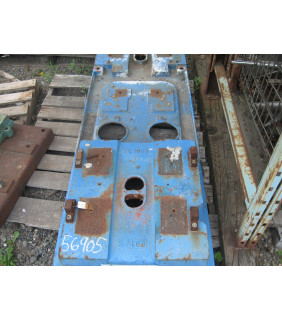 BASE PLATE - GOULDS 3196 XLT - 6 x 8 - 15