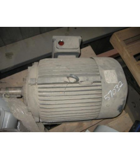 MOTOR - AC - LOHER & SOHNE - 25 HP - 1800 RPM - 440 VOLTS