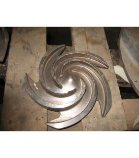 IMPELLER - GOULDS 3196 STX - 1.5 x 3 - 8 - Item 101 - Parts #: 76794-1203
