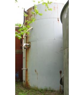 """TANK - 12 690 GAL - 12' x 15 ' STEEL (144"""" x 184"""")"""