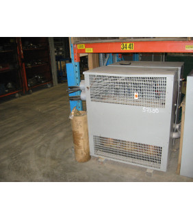 TRANSFORMER - 225 KVA - FEDERAL PIONEER DT-225 - 600 to 208Y/120 - FOR SALE
