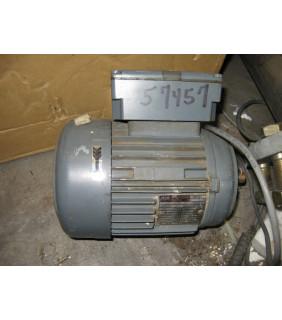 MOTOR - AC - 0.5 HP - FOR CONSISTENCY TRANSMITTER MEK 2000