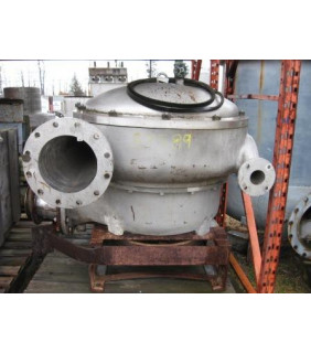 PRESSURE SCREEN - BIRD 10 - CNS 126