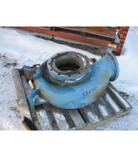 CASING - GOULDS 3175 MT - 10 x 12 - 18 - Item 100 - Parts - 259-63-01-1203 - Suction Sideplate - Item 176 - Parts - 104-444-1203