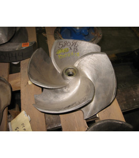 IMPELLER - GOULDS 3175 MT - 10 x 12 - 18 - Item 101 - Parts #: 259-84-1203