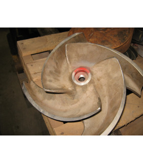 IMPELLER GOULDS 3175 MT - 8 x 10 - 18H - Item 101 - Parts #: 259-89-1203