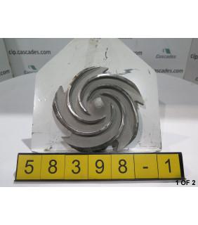 IMPELLER - GOULDS 3196 MT - 1 x 2 - 10