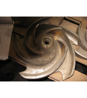 IMPELLER - GOULDS 3175 MT - 6 x 8 - 18 - Item 101 - Parts #: D00128A02-1203
