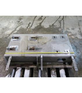 BASE PLATE - PUMP BASE - POSEIPUMP - 403-14 (POSEIDON PUMP BASE)