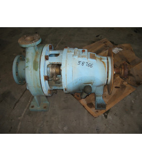 PUMP - GOULDS 3175 S - 3 X 6 - 14 - USED