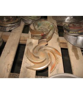 IMPELLER - GOULDS 3196 MT - 1.5 x 3 - 10 - Item 101 - Parts #: 100-593-1203