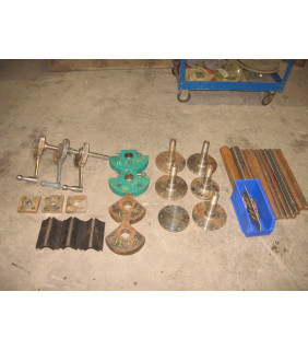 JOHNSON - VIBRATING SCREEN SPARE PARTS