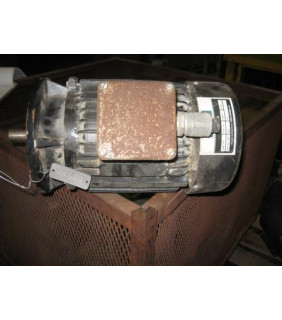 MOTOR - AC - KING CANADA - 2 HP - 3600 RPM - 550 VOLT - KC-5043C