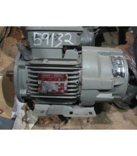 MOTOR - AC - LEROY SOMER - 0.5 HP - 1800 RPM - 575 VOLTS