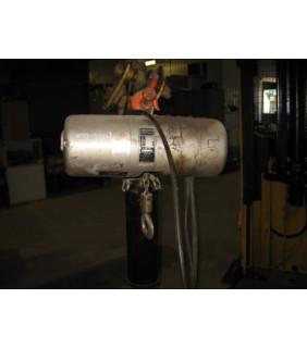 ELECTRIC CHAIN HOIST - 1 TON - CM - L