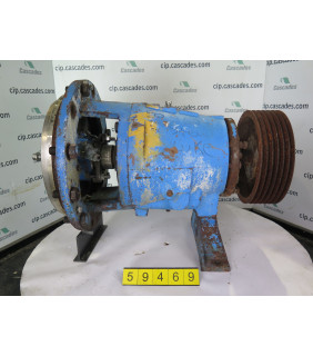 PUMP - GOULDS 3175 M - 6 x 8 - 18 - USED