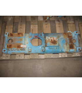 BASE PLATE - GOULDS 3196 ST - BED PLATE # 1