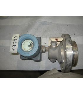 "PRESSURE TRANSMITTER - FOXBORO 827DF - IS1NMSA1-A - 3"""