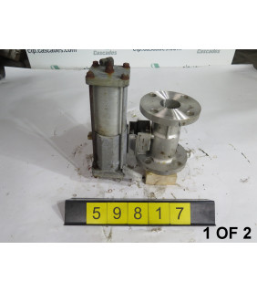 "BALL VALVE - APOLLO - 2"" - USED - 1 OF 2"