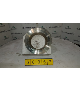 SUCTION SIDEPLATE - GOULDS 3175 S - 6 X 8 - 12 - ITEM #: 176 -  PARTS #: C01035A-1203 - STORE SURPLUS
