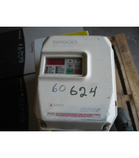 DRIVE - AC - 5 HP - RELIANCE ELECTRIC - SP500 - MODEL: 1SU44005