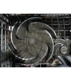 IMPELLER - GOULDS 3196 XLT - 8 x 10 - 13 - Item 101 - Parts #: 103-612-1203 - Old Style