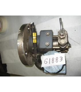 "3"" FLANGE PRESSURE TRANSMITTER FOXBORO  867DF - 867DF-MD1SSE-A"