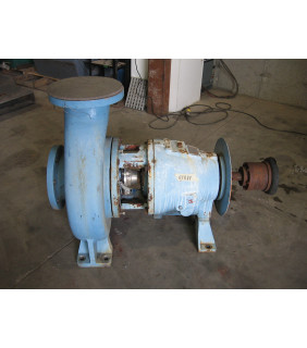 PUMP - GOULDS 3175 S - 8 X 8 - 12 - USED