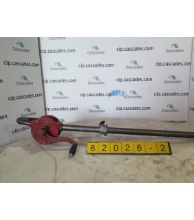 MANUAL OIL PUMP - MK - RP-100 - USED - FOR SALE