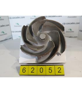 IMPELLER - GOULDS 3196 XLT - 6 x 8 - 15 - Item 101 - Parts #: 256-115-1013 - FOR SALE