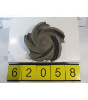 IMPELLER - GOULDS 3196 MT - 3 x 4 - 8G - Item 101 - Parts #: 100-166-1013 - FOR SALE
