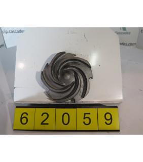 IMPELLER - GOULDS 3196 ST - 1.5 X 3 - 8 - Item 101 - Parts #: 76780-1013 - FOR SALE