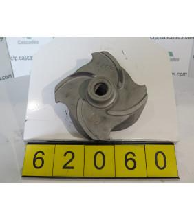 IMPELLER - GOULDS 3196 MT - 3 x 4 - 8 - Item 101 - Parts #: 100-164-1013 - FOR SALE
