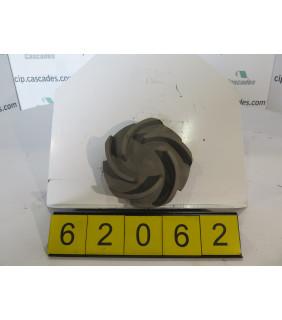 IMPELLER - GOULDS 3196 MT - 2 X 3 - 8 - Item 101 - Parts #: 100-161-1203 - FOR SALE