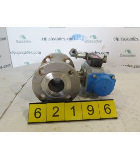 "USED BALL VALVE - 2"" - JAMESBURY - FOR SALE"
