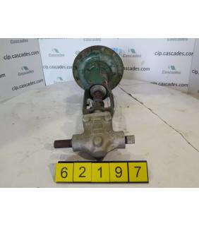 "GLOBE VALVE - FISHER EZ - 0.750"" - USED"