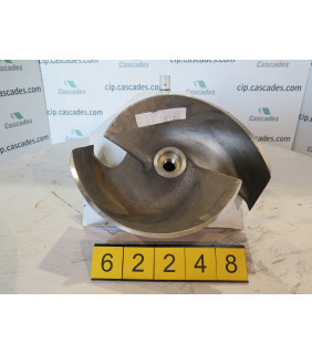 IMPELLER - GOULDS 3175 M - 8 x 10 - 14 - Item 101 - Parts #: 259-67-1203 - FOR SALE