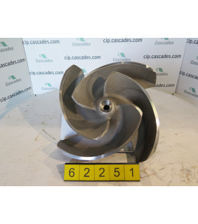 IMPELLER - GOULDS 3175 - 8 x 10 - 18 - Item 101 - Parts #: 259-89-1203 - FOR SALE