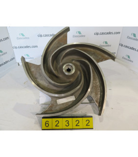 IMPELLER - GOULDS 3175 M - 6 x 8 - 22