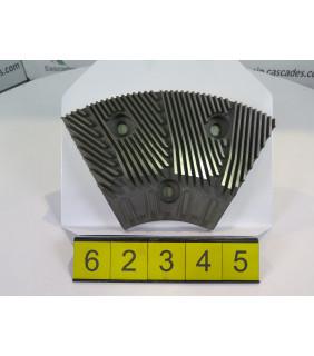 "NEW REFINER PLATES J&L FIBER 26 TF 137 - SPROUT-WALDRON 26"" REFINER PLATE - FOR SALE"