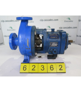 USED GOULDS PUMP 3196 STX - 1 x 1.5 - 6 - FOR SALE