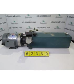 HYDRAULIC UNIT - FENNER FLUID POWER - AZ-00025A - USED