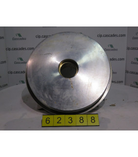 """USED - STUFFING BOX COVER - ALLIS-CHALMER PWO A2 - 17"""" - PARTS #: 98-331-595 - FOR SALE"""