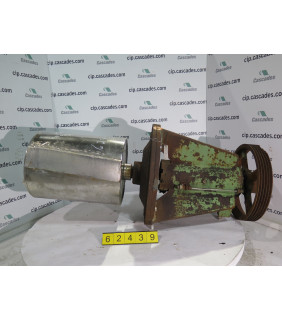 USED DRIVE ASSY - CYCLO SCREEN - ESCHER WYSS FINCKH MODEL: 1 - USED S-ROTOR - CYCLO SCREEN - ESCHER WYSS FINCKH MODEL: 1 - FOR SALE