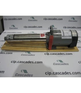 MULTI-STAGE BOOSTER PUMP - TEEL - 2PC32