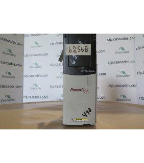 DRIVE - AC -  2 HP - 600 VOLTS - ALLEN-BRADLEY - POWERFLEX 700 - CAT #:20B E 2P7 A 0AYNAND0