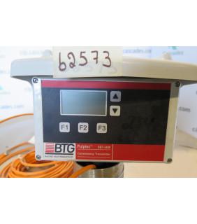 JUNCTION BOX TYPE JCT-1200 - BTG - DISPLAY CONSISTENCY TRANSMITTER FOR PULPTEC SBT-2400
