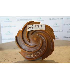 IMPELLER - GOULDS 3196 MT - 1 x 2 - 10 - Item 101 - Parts #: 76797-1013